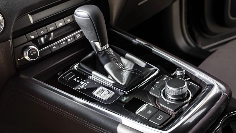 Chi tiết bản tiêu chuẩn Mazda CX-8 Deluxe 2020 giá mềm tại Việt Nam - Ảnh 7