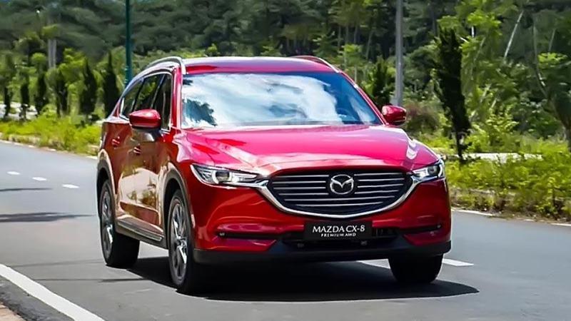 Đánh giá ưu nhược điểm xe Mazda CX-8 2019-2020 tại Việt Nam - Ảnh 1