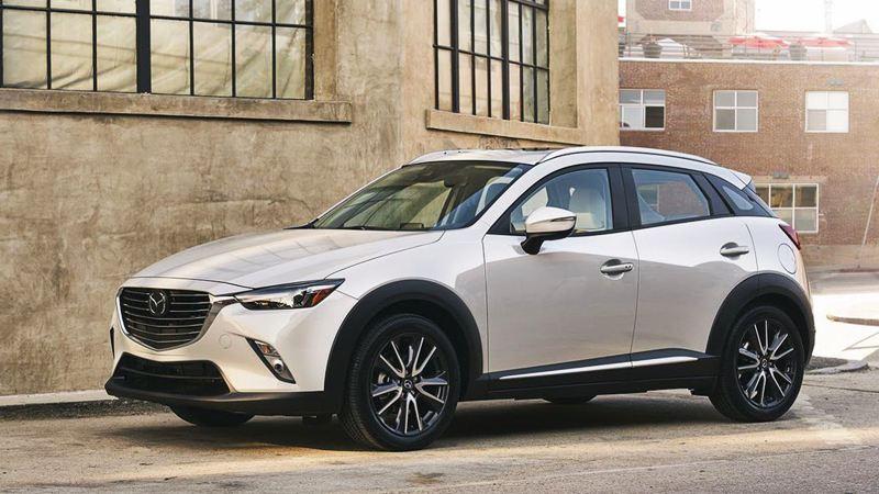Giá xe Mazda CX-3 2018