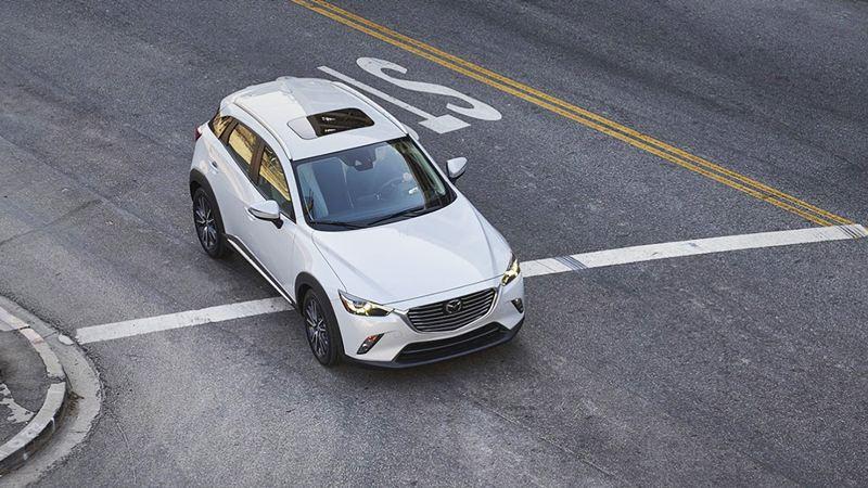 Giá xe Mazda CX-3 2018 - Hình 2