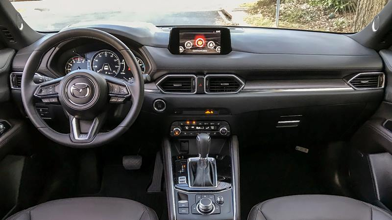 So sánh xe Mazda CX-5 2020 và Subaru Forester 2020 - Ảnh 8