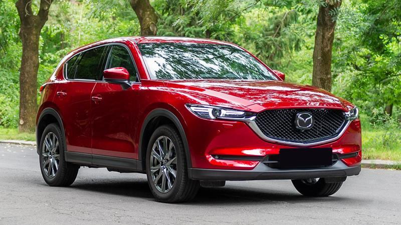 So sánh xe Mazda CX-5 2020 và Subaru Forester 2020 - Ảnh 2