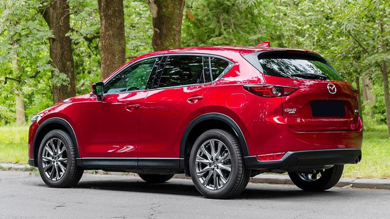 So sánh xe Mazda CX-5 2020 và Subaru Forester 2020 - Ảnh 5