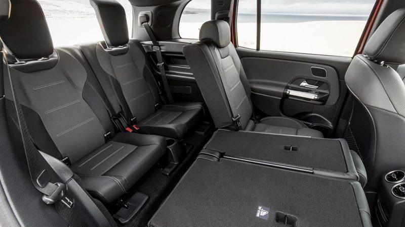 Xe 7 chỗ Mercedes-AMG GLB 35 4MATIC có giá bán 2,69 tỷ đồng - Ảnh 5