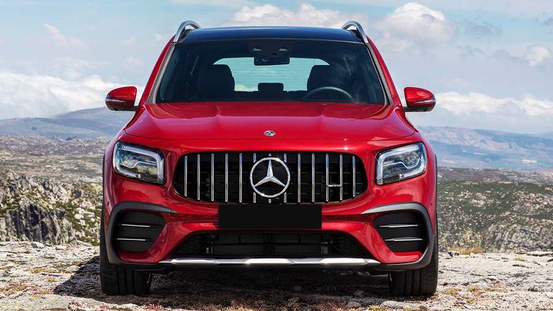 Xe 7 chỗ Mercedes-AMG GLB 35 4MATIC có giá bán 2,69 tỷ đồng - Ảnh 2