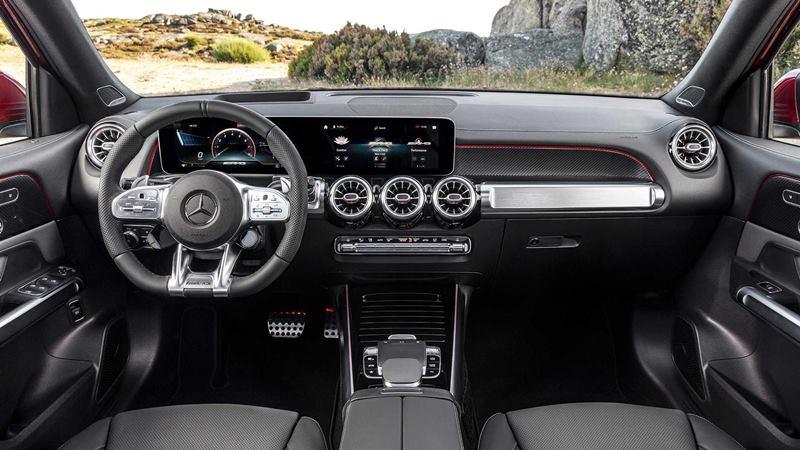 Xe 7 chỗ Mercedes-AMG GLB 35 4MATIC có giá bán 2,69 tỷ đồng - Ảnh 4