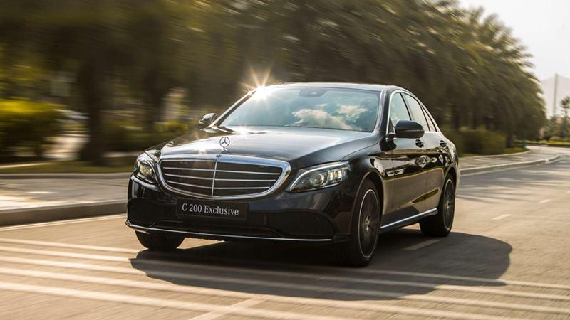 Bảng giá xe Mercedes 2020 mới tại Việt Nam - Ảnh 3