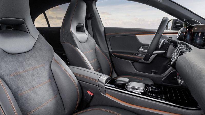 Xe coupe 4 cửa Mercedes CLA 2020 thế hệ mới - Ảnh 5