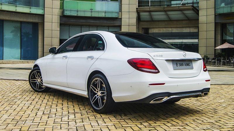 Chi tiết xe Mercedes E-Class 2018 đang bán tại Việt Nam - Ảnh 13