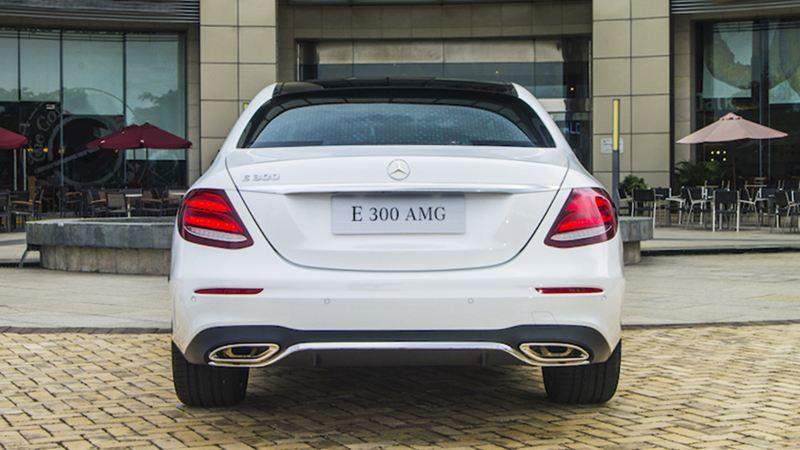 Chi tiết Mercedes E300 AMG 2017 tại Việt Nam - Ảnh 6