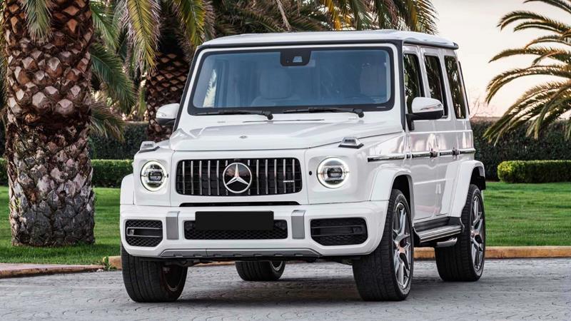 Bảng giá xe Mercedes 2020 mới tại Việt Nam - Ảnh 15
