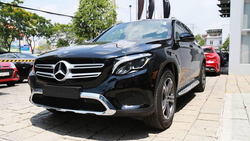 Mercedes-Benz GLC 200 chính thức ra mắt Việt Nam với giá 1,684 đồng - Hình 1