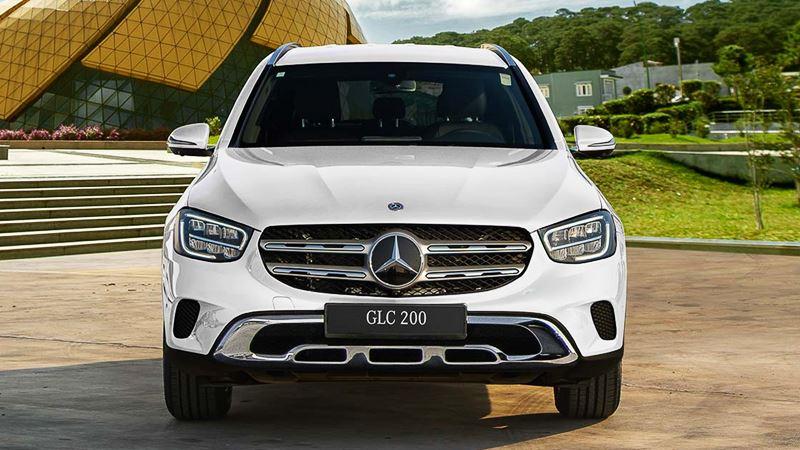 Thông số kỹ thuật và trang bị xe Mercedes GLC 200 2020 tại Việt Nam - Ảnh 7