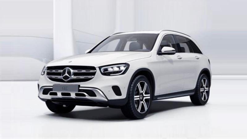 Phiên bản giá rẻ Mercedes GLC 200 2020 mới lắp ráp tại Việt Nam - Ảnh 2