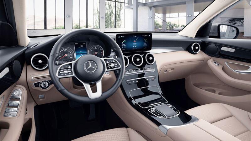 Phiên bản giá rẻ Mercedes GLC 200 2020 mới lắp ráp tại Việt Nam - Ảnh 4