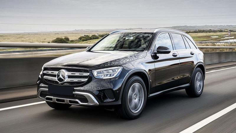 Phiên bản giá rẻ Mercedes GLC 200 2020 mới lắp ráp tại Việt Nam - Ảnh 1