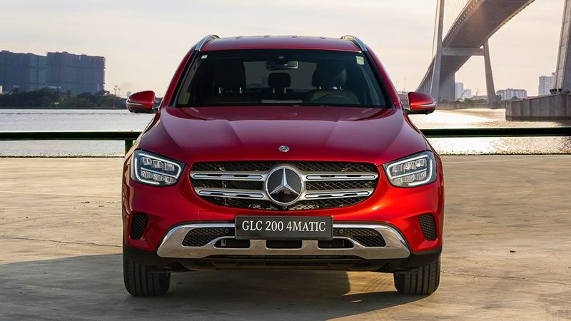 Giá bán xe Mercedes GLC 200 2020 lắp ráp tại Việt Nam từ 1,749 tỷ đồng - Ảnh 5