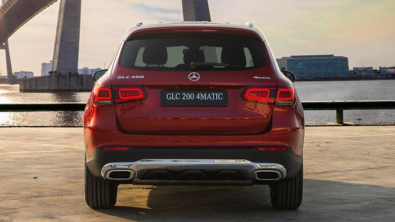 Giá bán xe Mercedes GLC 200 2020 lắp ráp tại Việt Nam từ 1,749 tỷ đồng - Ảnh 7