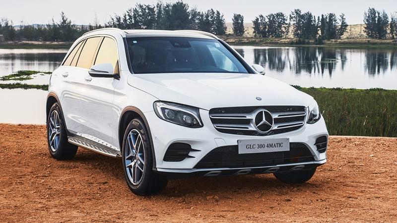 So sánh xe Mercedes GLC và Audi Q5 2018 - Ảnh 2