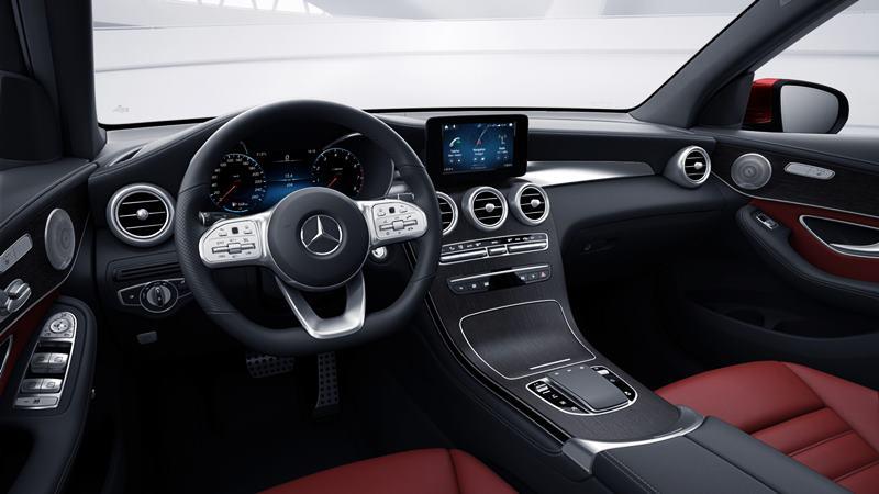 Chi tiết thông số và trang bị xe Mercedes GLC 300 2020 nhập khẩu từ Đức - Ảnh 5