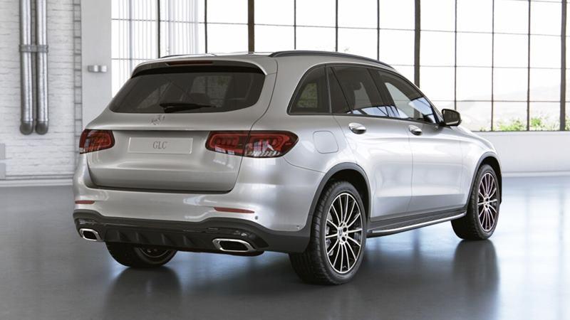 Chi tiết thông số và trang bị xe Mercedes GLC 300 2020 nhập khẩu từ Đức - Ảnh 4