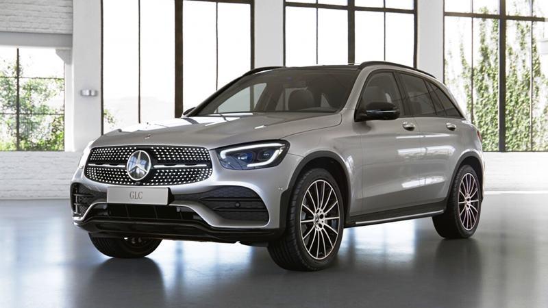 Bảng giá xe Mercedes 2020 mới tại Việt Nam - Ảnh 11