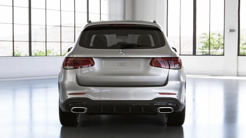 Chi tiết thông số và trang bị xe Mercedes GLC 300 2020 nhập khẩu từ Đức - Ảnh 3