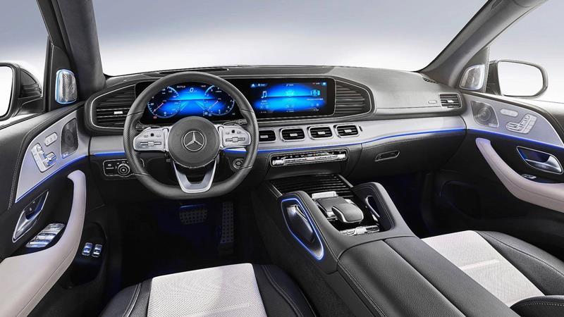 Chưa ra mắt, Mercedes-Benz GLE 2019 đã tự tin hiện nguyên hình - Hình 2