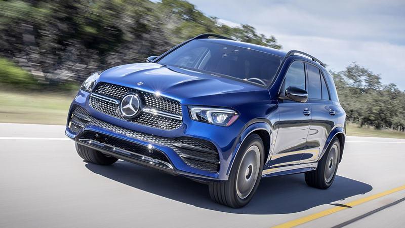 Bảng giá xe Mercedes 2020 mới tại Việt Nam - Ảnh 12