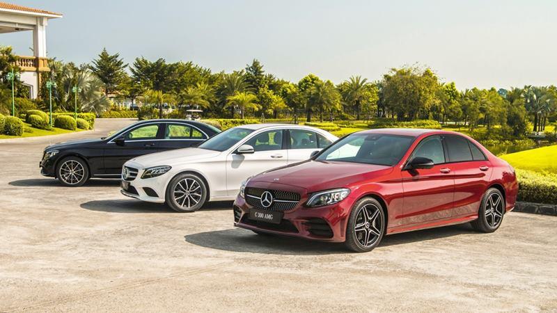 Những dòng xe Mercedes lắp ráp trong nước được giảm phí trước bạ - Ảnh 1