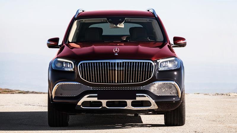 SUV siêu sang Mercedes-Maybach GLS 2020 hoàn toàn mới - Ảnh 2