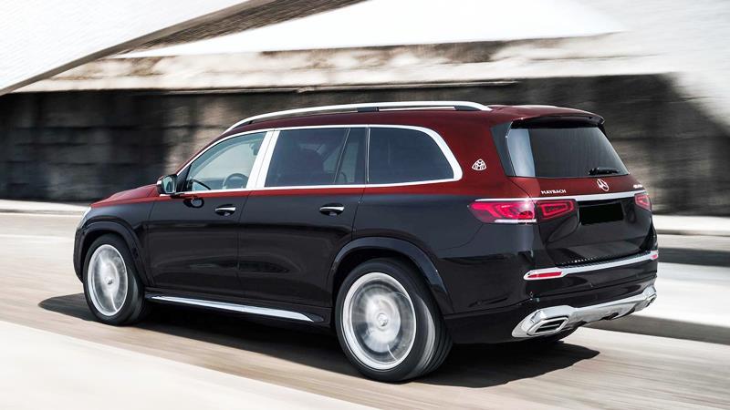 SUV siêu sang Mercedes-Maybach GLS 2020 hoàn toàn mới - Ảnh 4