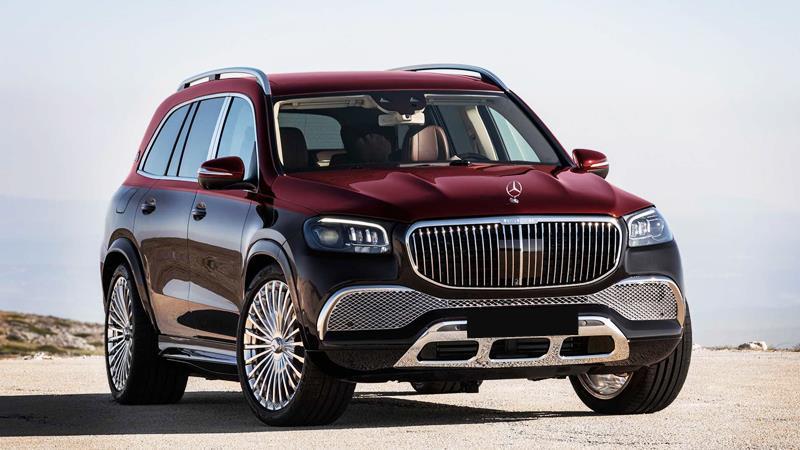 SUV siêu sang Mercedes-Maybach GLS 2020 hoàn toàn mới - Ảnh 9