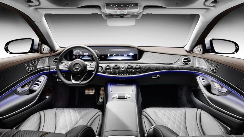Chi tiết Mercedes S-Class 2018 phiên bản mới đang bán tại Việt Nam - Ảnh 5