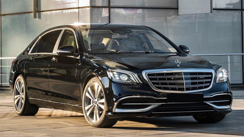 Những dòng xe Mercedes lắp ráp trong nước được giảm phí trước bạ - Ảnh 4