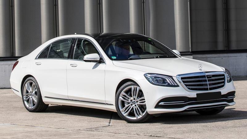 Bảng giá xe Mercedes 2020 mới tại Việt Nam - Ảnh 8