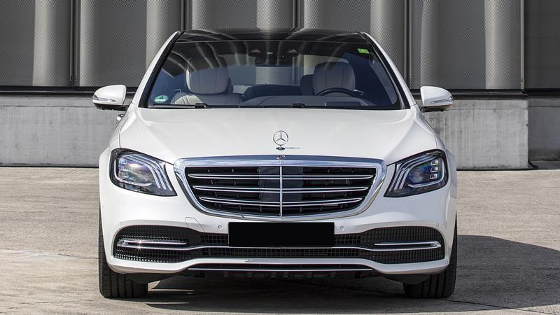 Chi tiết Mercedes S-Class 2018 phiên bản mới đang bán tại Việt Nam - Ảnh 2