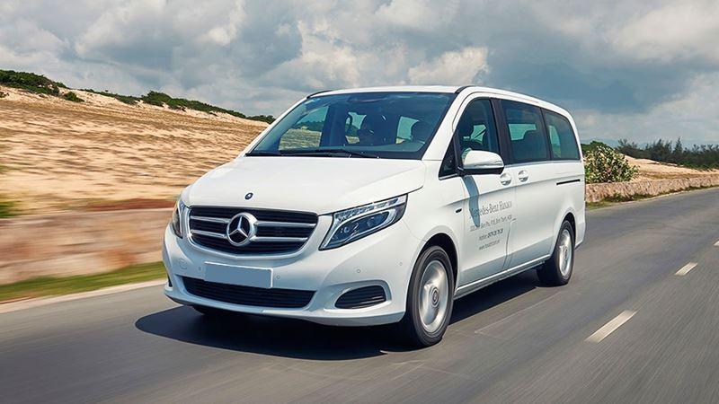 Giá bán và thông tin chi tiết xe 7 chỗ Mercedes V-Class tại Việt Nam - Ảnh 1