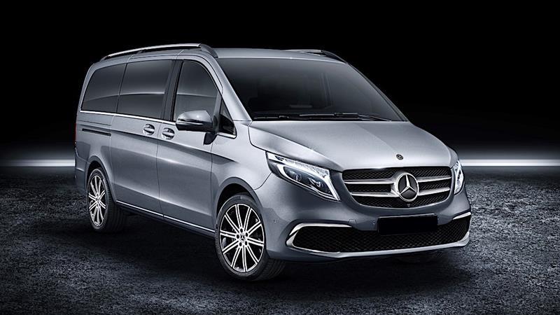 Giá bán xe 7 chỗ Mercedes V-Class 2020 tại Việt Nam từ 2,579 tỷ đồng - Ảnh 2
