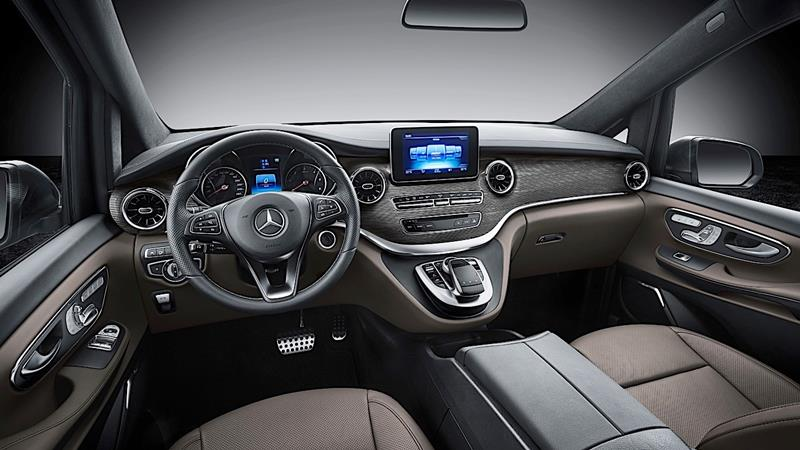 Giá bán xe 7 chỗ Mercedes V-Class 2020 tại Việt Nam từ 2,579 tỷ đồng - Ảnh 6