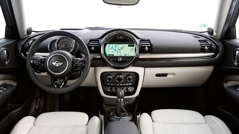 Đánh giá xe MINI Clubman 2018 - Hình 2