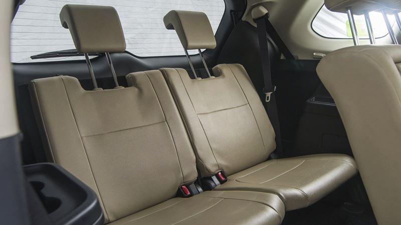 Thông số và trang bị chi tiết xe Mitsubishi Outlander 2018 lắp ráp - Ảnh 8