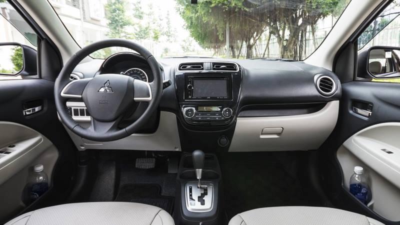 Mitsubishi Attrage 2018