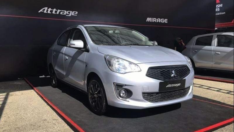 Chi tiết xe Mitsubishi Attrage 2019 mới nâng cấp tại Việt Nam - Ảnh 1