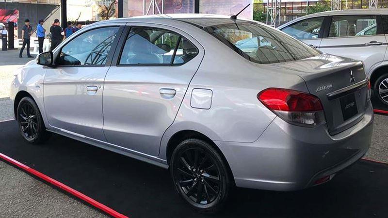 Chi tiết xe Mitsubishi Attrage 2019 mới nâng cấp tại Việt Nam - Ảnh 3