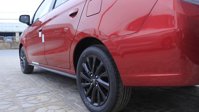 Chi tiết xe Mitsubishi Attrage 2019 mới nâng cấp tại Việt Nam - Ảnh 5