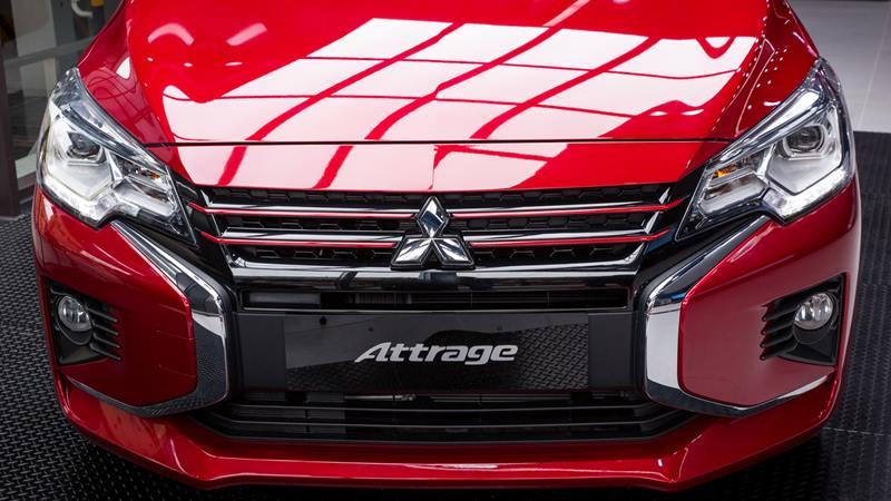 Thông số kỹ thuật và trang bị xe Mitsubishi Attrage 2020 tại Việt Nam - Ảnh 4