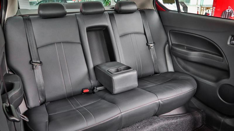 Thông số kỹ thuật và trang bị xe Mitsubishi Attrage 2020 tại Việt Nam - Ảnh 12