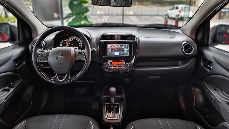 Thông số kỹ thuật và trang bị xe Mitsubishi Attrage 2020 tại Việt Nam - Ảnh 7