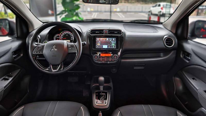 Bản cao cấp Mitsubishi Attrage Premium 2021 có giá 485 triệu đồng - Ảnh 3